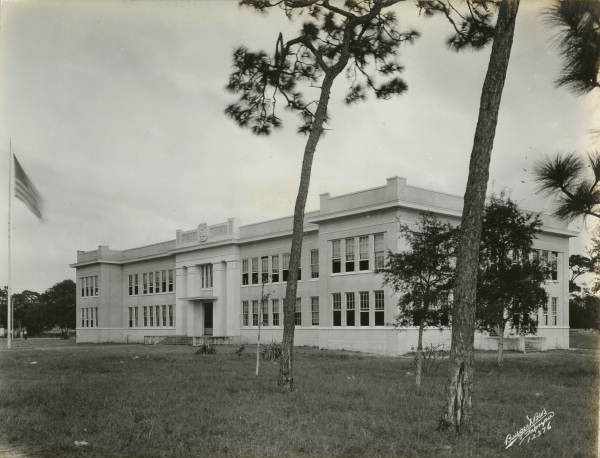 Melbourne High School 1925