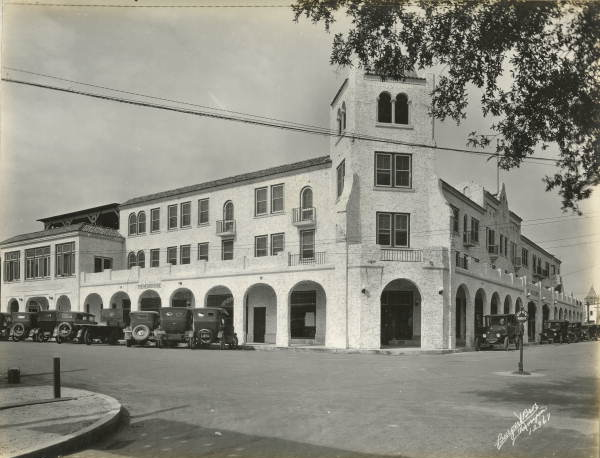 Melbourne Hotel 1925