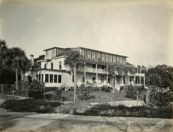 Orange Spot Inn 1925