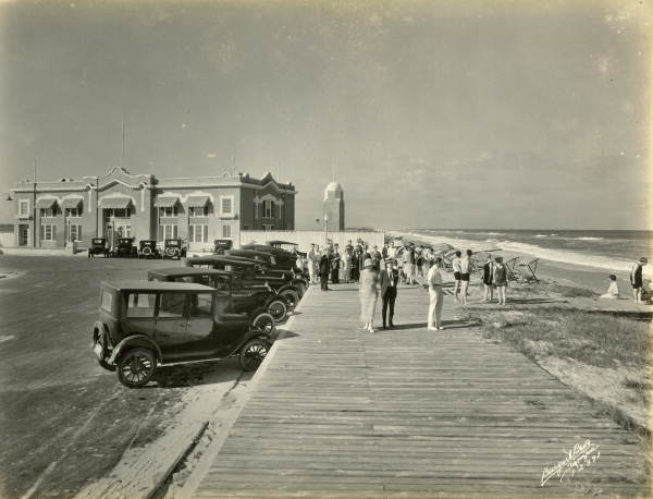 Indialantic Boardwalk 1925