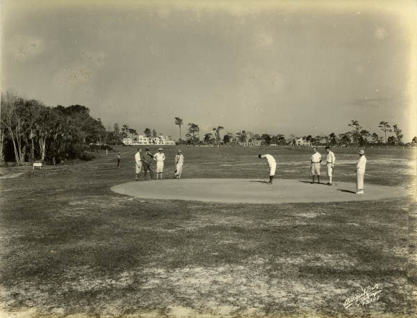 Melbourne Golf and Country Club 1925